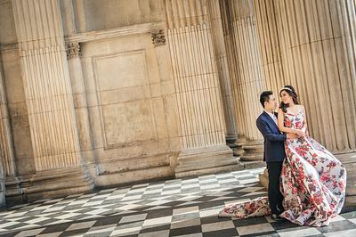 Susan + Alvin Pre-Wedding Shoot