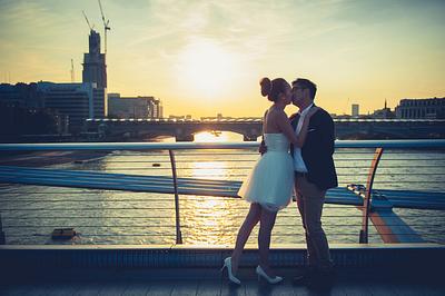 Joyce + Donald Pre-Wedding Shoot