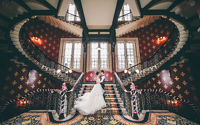 Vivian & Howard Wedding Day