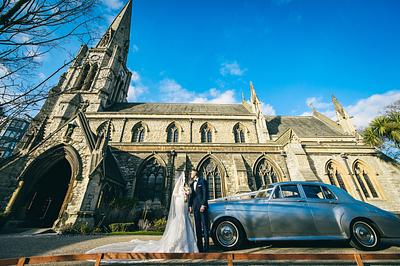 Hollie + James Wedding Day