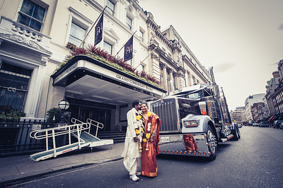 Minal & Raj Wedding Day