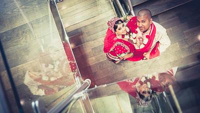 Leena & Saagar Wedding Day
