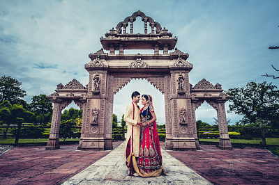 Jasmina & Sumit Indian Wedding Day