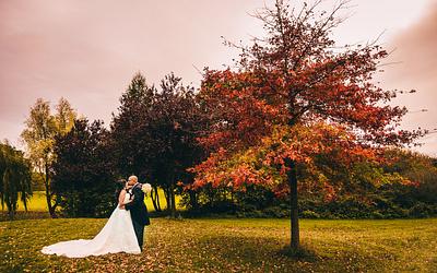 Suzanne + Martin Wedding Day