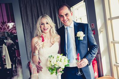 Camilla + David Wedding Day