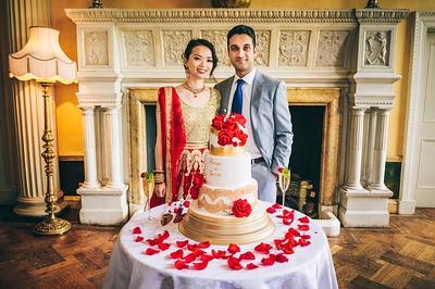 Eunice + Aman Wedding Day