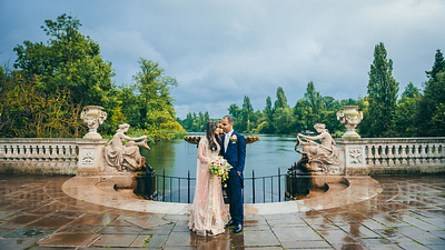 Yasmin + Pratik Wedding Day