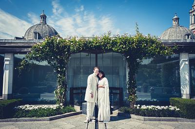 Fahreen + Josh Wedding Day