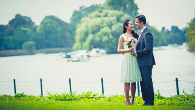 Noelle + Eric Wedding Day