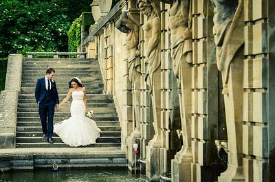 Michelle + Richard Wedding Day