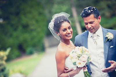 Shani + Hitesh Wedding Day