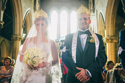 Rafah & Majd Wedding Day