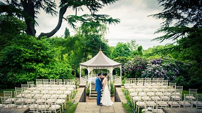 Asha & Nimesh Wedding Day