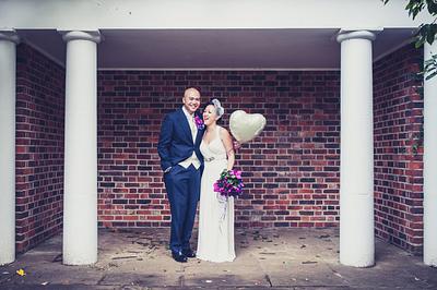 Cindy & Alex Wedding Day