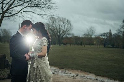 Preety + Mauro Wedding Day