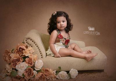 2Yr Melanie (Shayla)