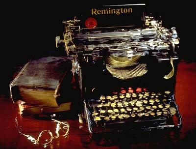 Artistic Typewriter