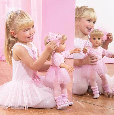 Ballerina Model