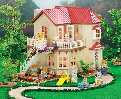Critters Toy House