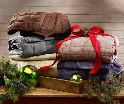 Furniture Throws Holiday
