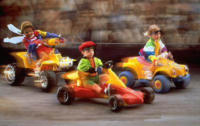 Kids Racing Cars