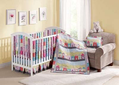 Nursery Quilt Room Set