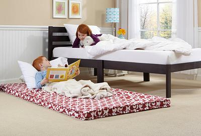 Twin Size Memory Foam Guest Bed