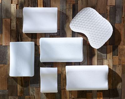 White Pillow Assortment