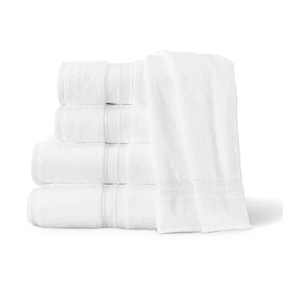 White Towel Stack
