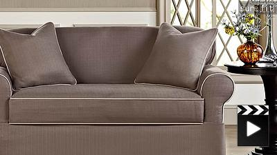 Premier Bahama Slipcover Video