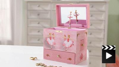 Enchanted Musical Box Video