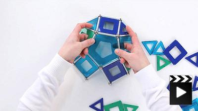 Magnetic Toy Video