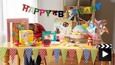 Birthday Surprise Craft Video