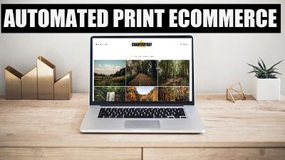 Build an Automated Print Portfolio with Pixpa and WHCC