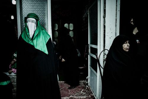 Ashura in Western Iran
