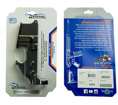 Anderson AM-15 Lower Receiver