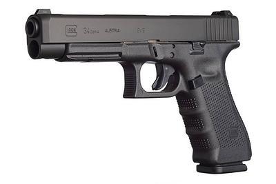 Glock G34 (9mm) Gen 4 $609