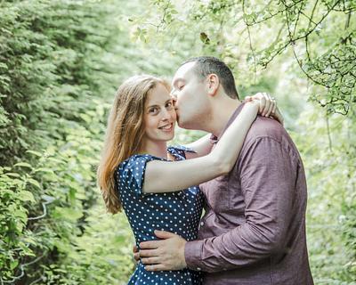 Rob & Rebecca Engagement