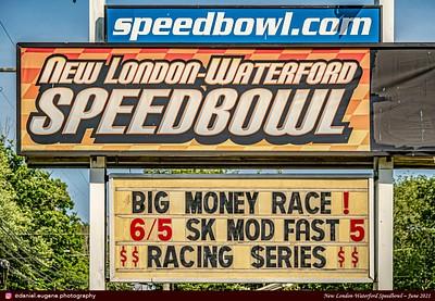 2021.6.5 - New London-Waterford Speedbowl