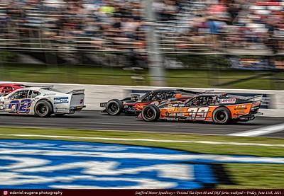 2021.6.11 - Stafford Speedway Twisted Tea Open 80 & SRX Series weekend - Friday