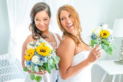 Sonia and Deirdre Wedding