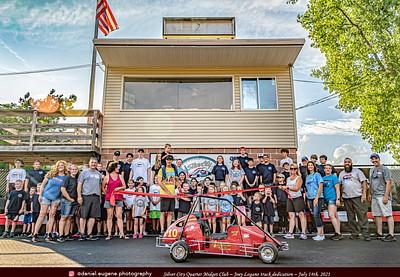 2021.7.14 - Silver City, Joey Logano track dedication