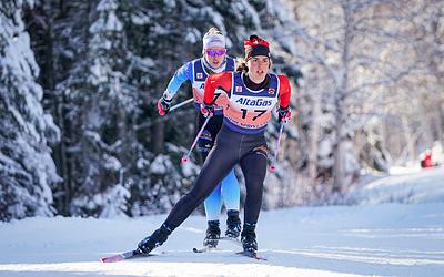 Ski de fond, 30 janvier 2020