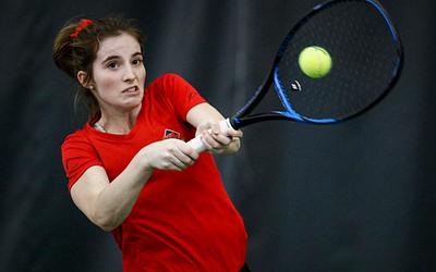 Tennis vs McGill, 26 janvier 2020