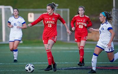 Soccer Féminin vs Montreal, 27 septembre 2019