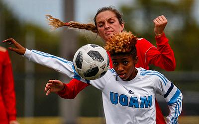 Soccer Féminin vs UQAM, 15 septembre 2019