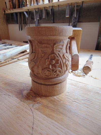 Hand-Carving Samples