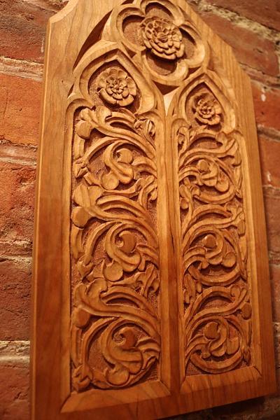 Hand-Carved Details
