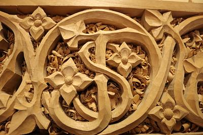 Traditional Carving
