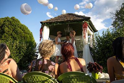 Cannard Wedding